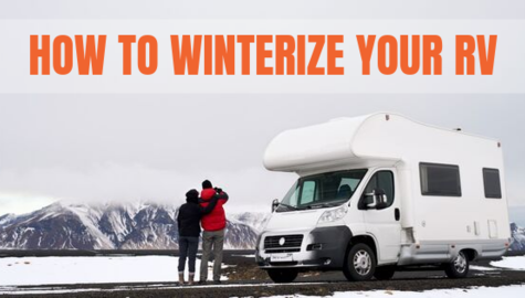 How to Winterize RV
