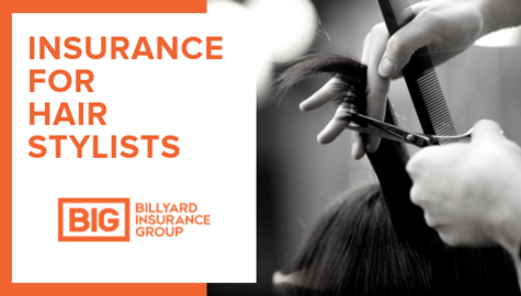 Insurance for Hair Stylists