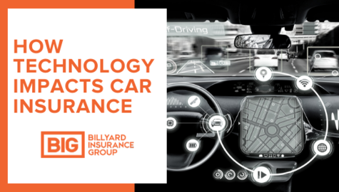 How Technology Can Impact Car Insurance