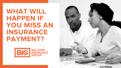 What Happens If I Miss An Insurance Payment