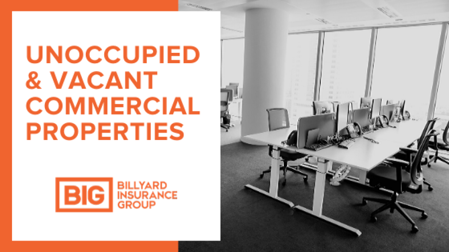 Vacant Commercial Properties