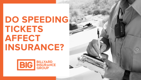 Do Speeding Tickets Affect Insurance
