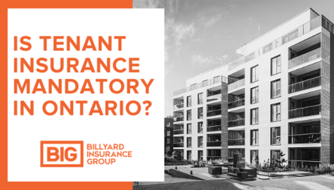 Is Tenant Insurance Mandatory in Ontario