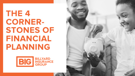 4 Cornerstones of Financial Planning