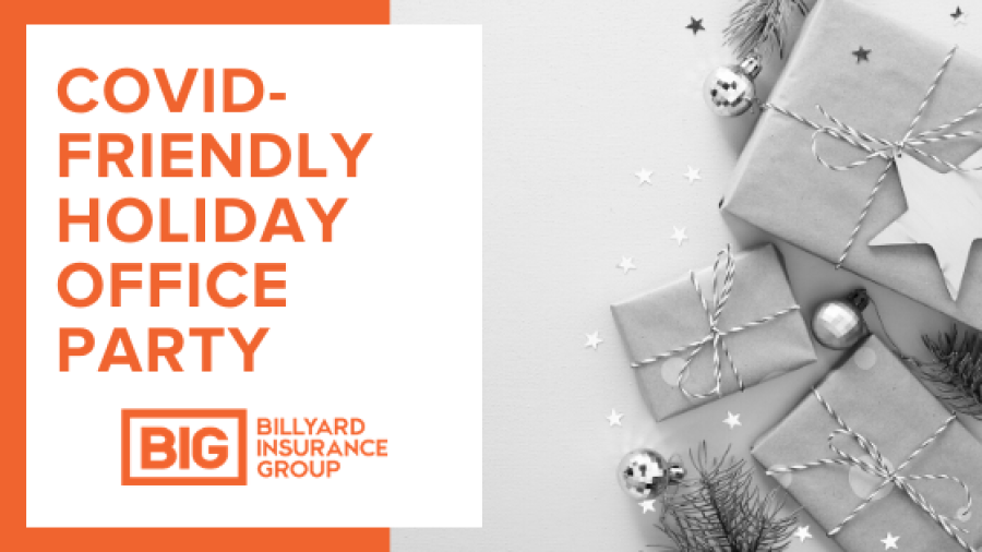 Covid Friendly Holiday Office Party Ideas