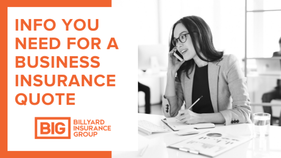 Small Business Insurance Quote
