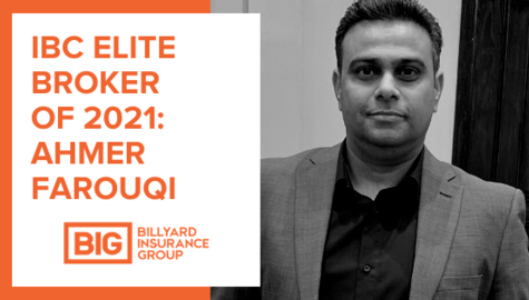 Elite Broker Insurance Business Canada | Billyard Insurance Group | Ahmer Farouqi