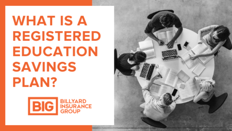 Registered Education Savings Plan | RESP | Billyard Insurance Group | Students Studying at College or University