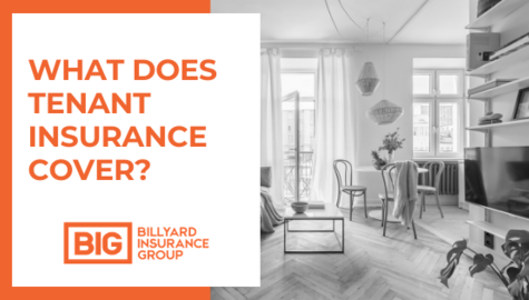 What Does Tenant Insurance Cover? | Apartment Building | Billyard Insurance Group