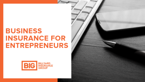 Business Insurance for Entrepreneurs