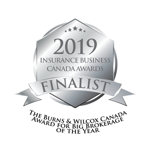 2019 Insurance Business Canada Awards Finalist